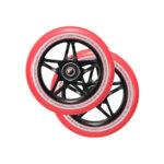 blunt envy s3 scooter wheel 110mm black red2