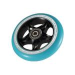 blunt envy s3 scooter wheel 110mm black teal1