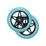 blunt envy s3 scooter wheel 110mm black teal2