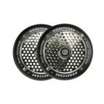 Root industries AIR honeycore 120mm wheels black mirror