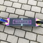 Tilt urbanartt custom tõukeratas2