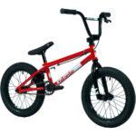 tall order ramp 16 bmx freestyle bike red