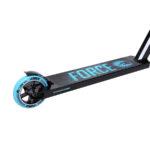 Phoenix force complete scooter black neonblue4