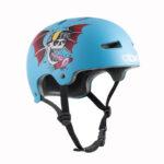 TSG Evolution Graphic Design Helmet Firecracker