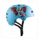 TSG Evolution Graphic Design Helmet Firecracker1