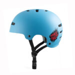 TSG Evolution Graphic Design Helmet Firecracker2